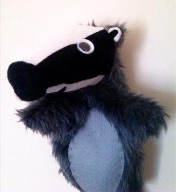 Brock-Puppet